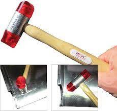 Kunststoff - kreuzschweifhammer