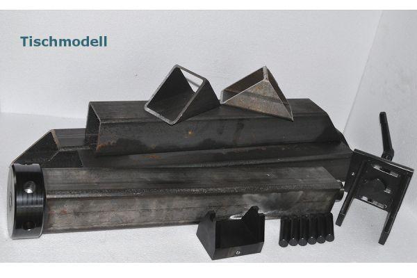 Bausatz Rollenstreckmaschine - Tischmodell