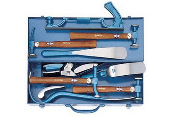 Ausbeul-Werkzeugsatz 12-teilig