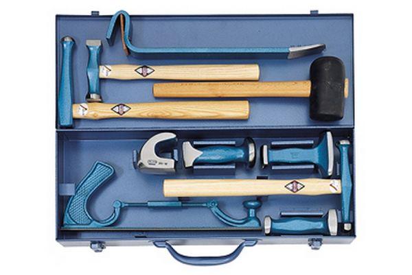 Ausbeul-Werkzeugsatz 10-teilig