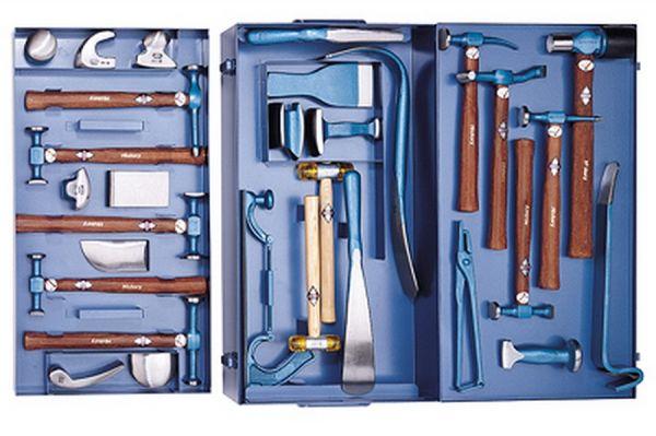 Ausbeul-Werkzeugsatz 30-teilig