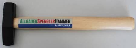 Allgäuer Spenglerhammer 400 gr.