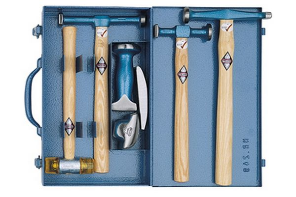 Ausbeul-Werkzeugsatz 7-teilig